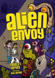 #6 Alien Envoy ebook by Pamela F. Service,Mike  Gorman