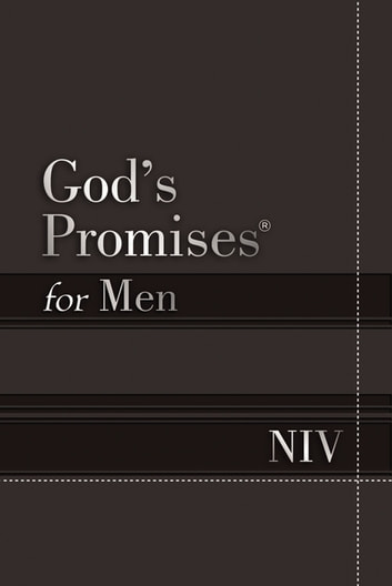 God's Promises for Men NIV - New International Version ebook by Jack Countryman