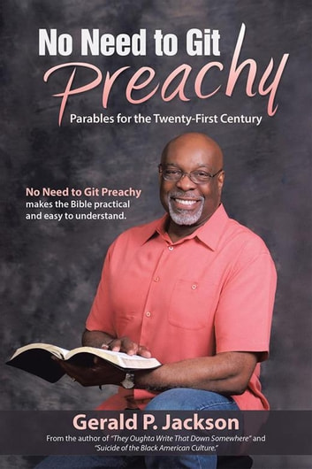 Reviews for the book No need to git preachy : parables for the twenty-first century