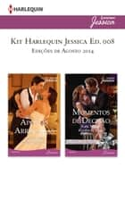 Kit Harlequin Jessica Ago.14 - Ed.08 ebook by Jennie Lucas, Kimberly Lang, Kate Walker,...