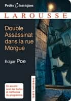 Double Assassinat dans la rue Morgue ; La Lettre volée ebook by Edgar Allan Poe