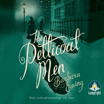 The Petticoat Men audiobook by Barbara Ewing