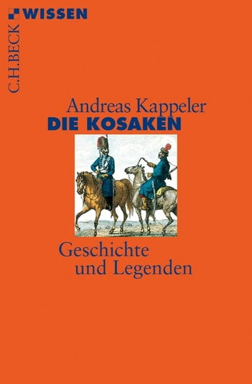 Die Kosaken ebook by Andreas Kappeler