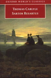 Sartor Resartus ebook by Thomas Carlyle,Kerry McSweeney
