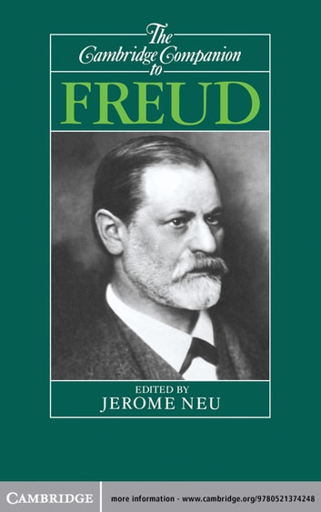 The Cambridge Companion to Freud ebook by