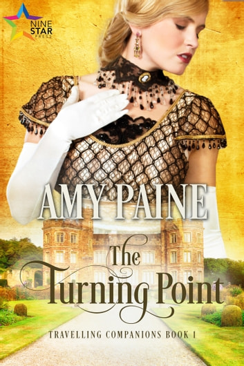 The Turning Point - Travelling Companions Book 1 ebook by Amy Paine