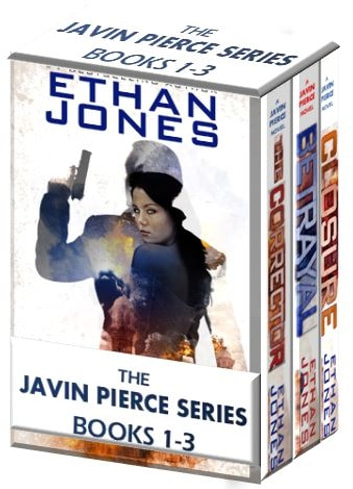 Javin Pierce Spy Thriller Series - Books 1-3 Box Set - Action, Mystery, International Espionage and Suspense 電子書籍 by Ethan Jones