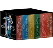 Boxed Set Ruin Mist Chronicles: Dragons of the Hundred Worlds, Keeper Martin's Tale, Kingdom Alliance, Fields of Honor, Mark of the Dragon, Elf Queen's Quest ebook by Robert Stanek