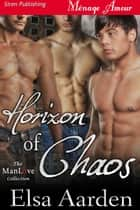 Horizon of Chaos ebook by Elsa Aarden
