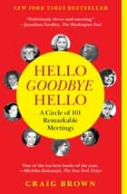 Hello Goodbye Hello ebook by Craig Brown