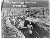 The Psychology of Nations ebook by G. E. Partridge