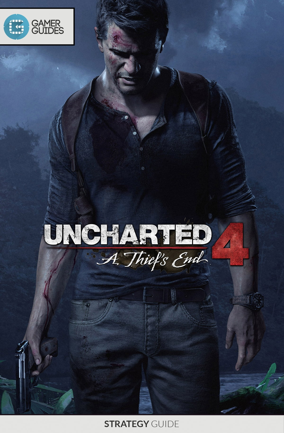 Uncharted 4 A Thief S End Strategy Guide Ebook By Gamerguides