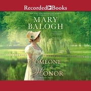 Someone to Honor audiobook by Mary Balogh