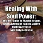 Healing With Soul Power: Beginner Guide To Akashic Record , Reiki & Gemstone Healing, 3rd Eye Chakra Activation with Daily Meditation audiobook by Greenleatherr