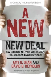A New New Deal - how regional activism will reshape the American labor movement ebook by Amy B. Dean, David B. Reynolds, Harold Meyerson