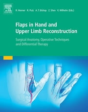 Flaps in Hand and Upper Limb Reconstruction - Surgical Anatomy, Operative Techniques and Differential Therapy ebook by Ulrike Brugger,Luitgard Kellner,Henriette Rintelen,Robert Hierner,Reinhard Putz,Allen T. Bishop,Zun-Li Shen,Klaus Wilhelm