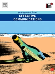 Effective Communications ebook by Elearn