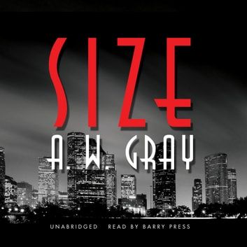 Size audiobook by A. W. Gray