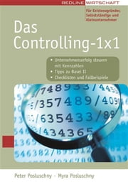 Das Controlling 1x1 ebook by Peter Posluschny