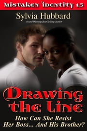 Drawing The Line ebook by Sylvia Hubbard