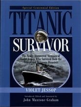 Titanic Survivor ebook by Violet Jessop