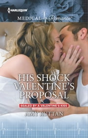 His Shock Valentine's Proposal ebook by Amy Ruttan