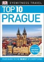 Top 10 Prague ebook by DK Travel