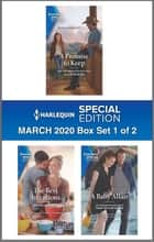 Harlequin Special Edition March 2020 - Box Set 1 of 2 ebook by Diana Palmer, Michelle Major, Tara Taylor Quinn