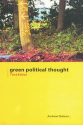 Green Political Thought ebook by Andrew Dobson