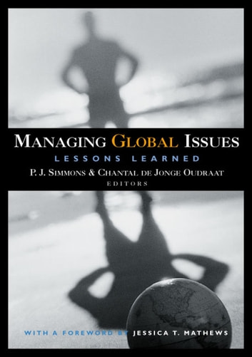 Managing Global Issues - Lessons Learned ebook by