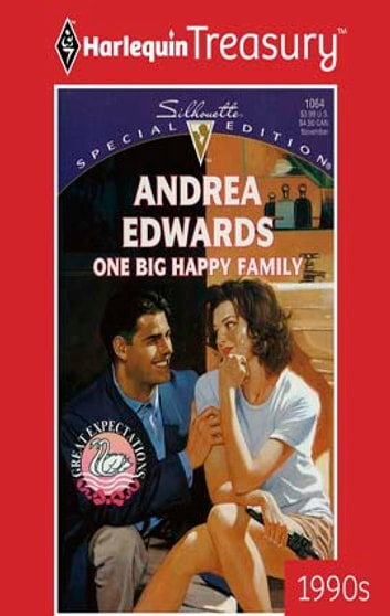 One Big Happy Family ebook by Andrea Edwards