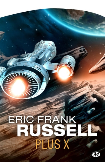 Plus X ebook by Eric Frank Russell