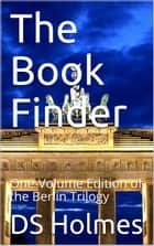 The Book Finder ebook by DS Holmes