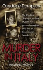 Murder in Italy ebook by Candace Dempsey