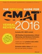 The Official Guide for GMAT Verbal Review 2016 with Online Question Bank and Exclusive Video ebook by GMAC (Graduate Management Admission Council)