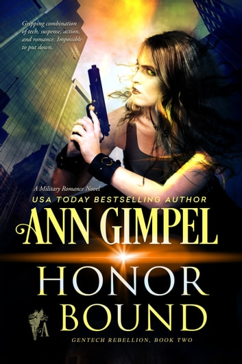 Honor Bound ebook by Ann Gimpel