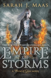 Empire of Storms ebook de Sarah J. Maas