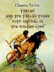 Tarzan and the Tarzan Twins ebook by Edgar Rice Borroughs