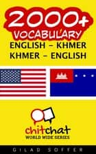 2000+ Vocabulary English - Khmer ebook by Gilad Soffer