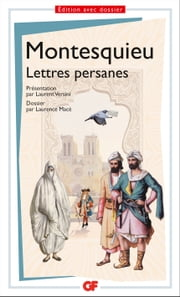 Lettres persanes - Prépas scientifiques 2016-2017 ebook by Montesquieu,Laurent Versini,Laurence Macé
