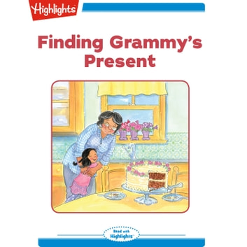 Finding Grammy's Present audiobook by Marianne Mitchell