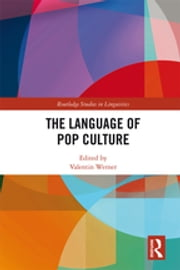 The Language of Pop Culture ebooks by Valentin Werner
