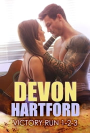 Victory RUN 1-2-3 - Collected Victory RUN 1, 2, 3 ebook by Devon Hartford