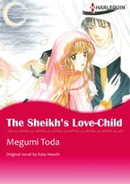 THE SHEIKH'S LOVE-CHILD (Harlequin Comics), Harlequin Comics