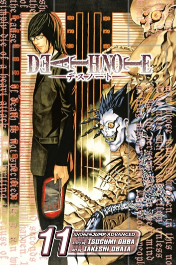 Death Note, Vol. 11 - Kindred Spirit ebook by Tsugumi Ohba
