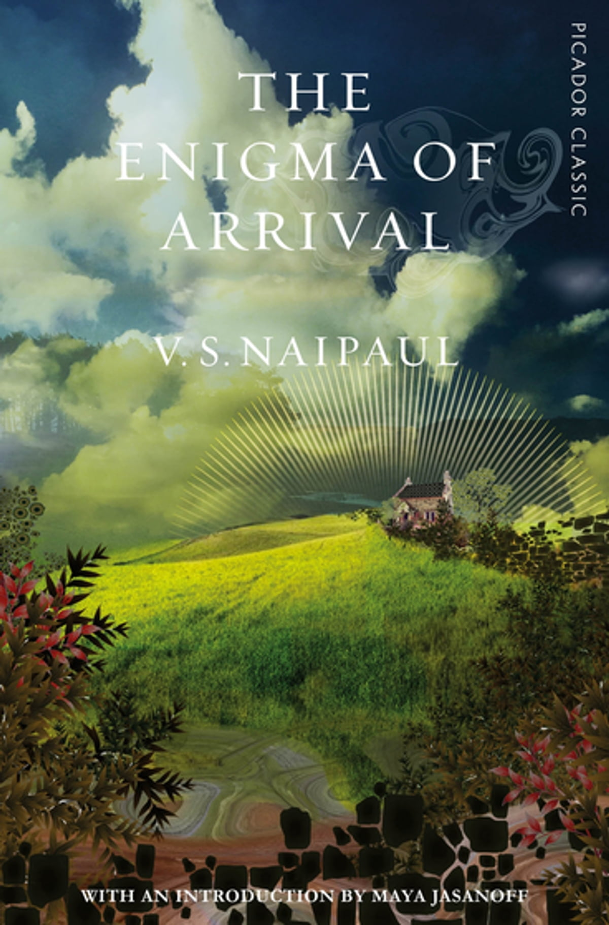 the enigma of arrival by vs naipaul free download