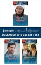Harlequin Medical Romance December 2018 - Box Set 1 of 2 - The Army Doc's Christmas Angel\The Billionaire's Christmas Wish\Christmas with Her Bodyguard 電子書 by Annie O'Neil, Tina Beckett, Charlotte Hawkes