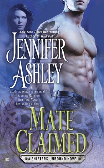 Mate Claimed ebook by Jennifer Ashley
