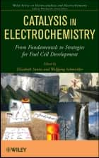 Catalysis in Electrochemistry ebook by Elizabeth Santos,Wolfgang Schmickler