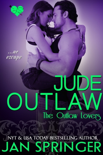 Jude Outlaw - No escape... ebook by Jan Springer
